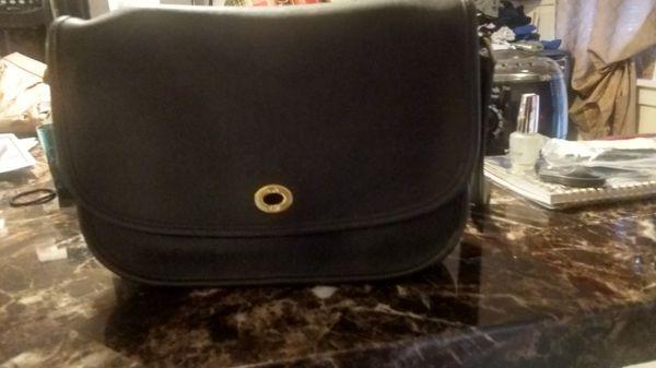 VINTAGE 9790 COACH CITY STYLE MESSENGER BAG