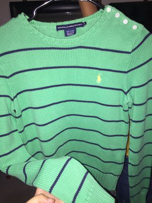 Polo sweater for Sale in Raleigh, NC