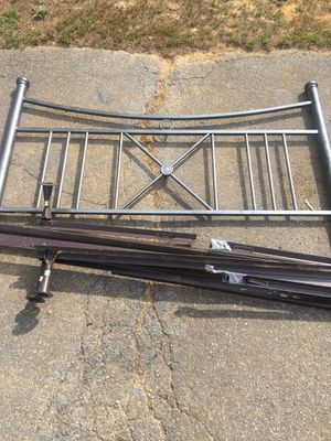 Bed frame and HeadBoard for Sale in Shippensburg, PA