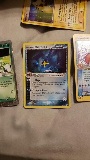 Team Aqua's Sharpedo pokemon card (holo) for Sale in Buena Park, CA