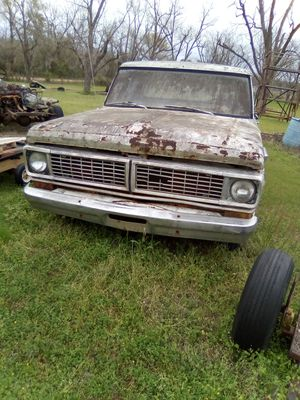 F100 body and frame for Sale in Eastman, GA
