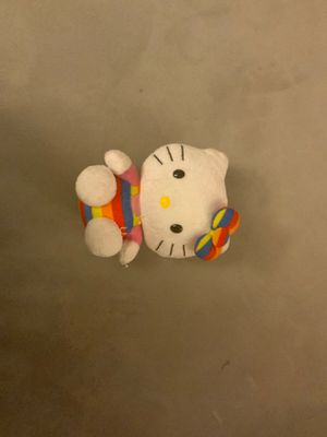 Hello kitty plushie for Sale in Washington, DC