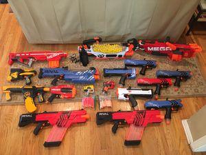 Nerf gun rival lot for Sale in Culver City, CA
