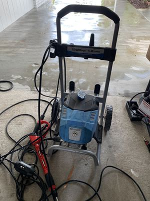 Electric Pressure washer 1900 psi. Works great for Sale in Corona, CA