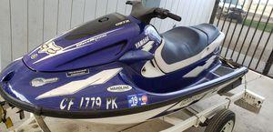 99 Yamaha Jetski waverunner with trailer for Sale in Modesto, CA