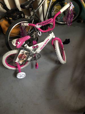 Hello Kitty Kids Bike for Sale in St. Louis, MO