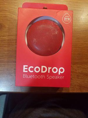 EcoDrop Bluetooth Speaker for Sale in Hatfield, PA
