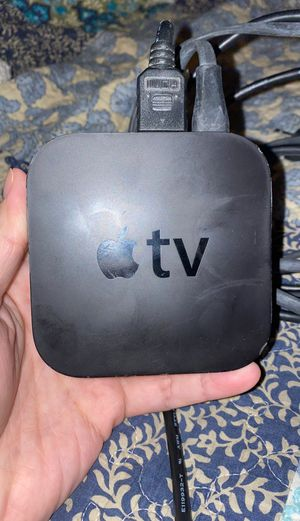 1st Gen Apple TV for Sale in San Antonio, TX