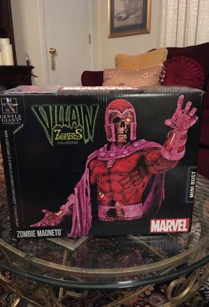 Marvel magneto zombie statue for Sale in Winston-Salem, NC
