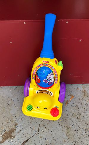 KIDS TOY VACUUM for Sale in Northbrook, IL