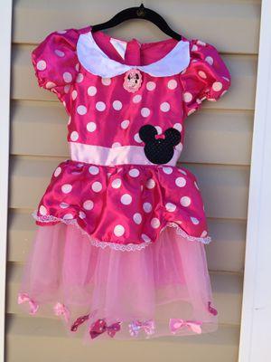 Mini mouse dress costume for Sale in Elma, WA