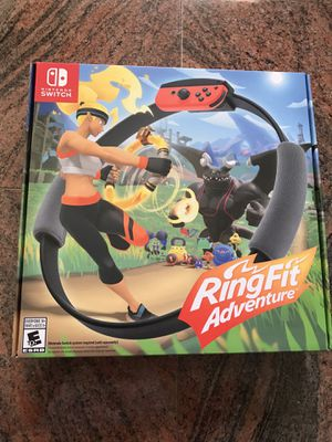 Ring Fit Adventure for Nintendo Switch NEW for Sale in San Lorenzo, CA