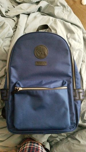 Versace parfums bag (Blue) for Sale in Chicago, IL