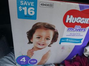 Huggies little movers for Sale in Round Rock, TX