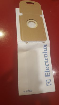 Genunie HEPA filter vacuum bag EL205B by Electrolux For Upright Vaccum $2 each. More available. for Sale in Long Beach,  CA