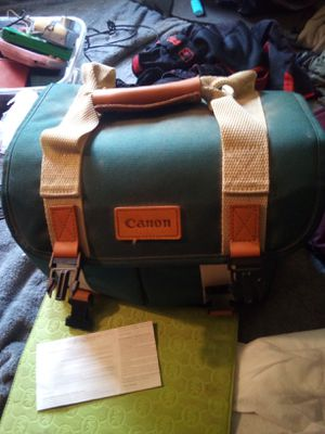 Canon camera for Sale in Rustburg, VA
