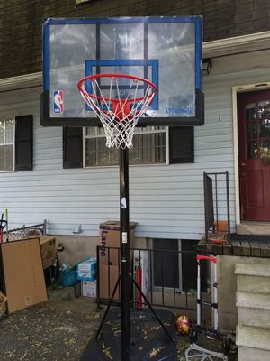 Spalding basketball Hoop. for Sale in Baltimore, MD