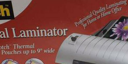 Thermal Laminator for Sale in Queens,  NY