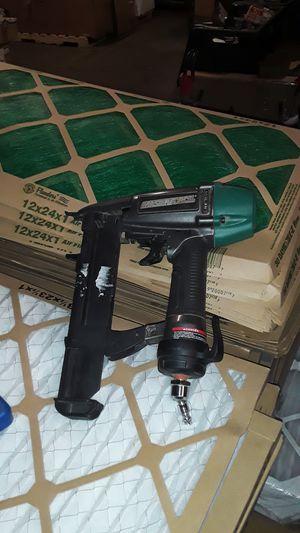 Masterforce 16 gauge pneumatic nail gun for Sale in Atlanta, GA