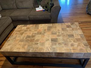 Coffee Table 54x34x18 for Sale in Spartanburg, SC