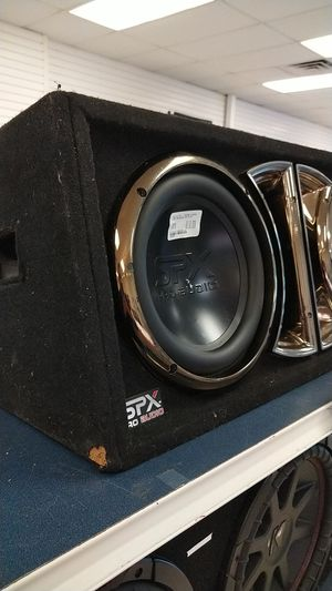 "SPX pro audio dual 8"" for Sale in Houston, TX"