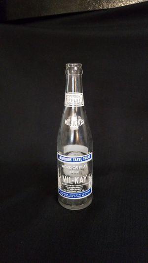 1958 Mil-kay Soda bottle for Sale in Rolla, MO
