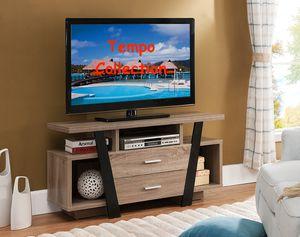 NEW, Sierra TV Stand up to 55in TVs, Dark Taupe, SKU 151309, SKU# 151309 for Sale in Santa Ana, CA