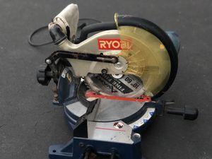 Ryobi Miter Saw for Sale in Mission Viejo, CA