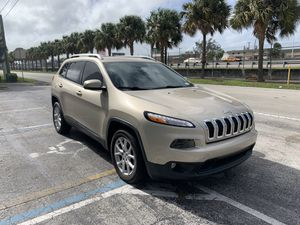 2015 Jeep Cherokee Latitude for Sale in Hollywood, FL