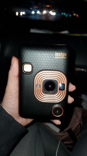 Brand new instax mini liplay Polaroid camera for Sale in Ontario, CA