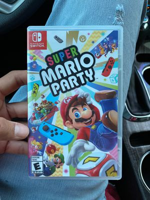 Mario party for Sale in Phoenix, AZ