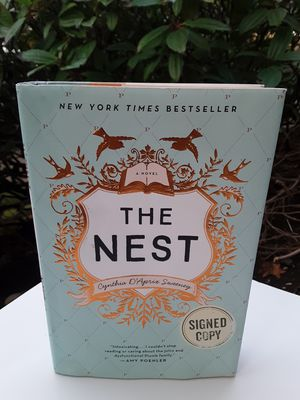 The Nest (Signed Copy, First Edition) Hardback Book for Sale in Lacey, WA