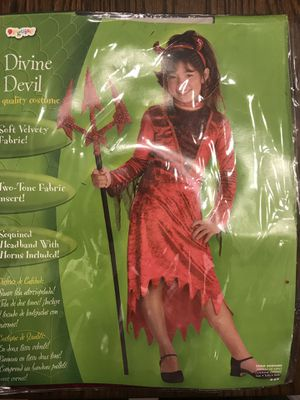Quality Halloween Costume - Divine Devil for Sale in Centreville, VA