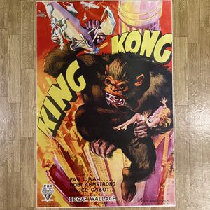 """King Kong Fabric Poster - 24"""" X 36"""" - New for Sale in Burien, WA"""