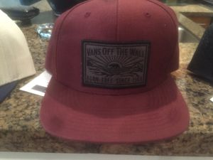 Vans OFF the wall hat for Sale in San Diego, CA