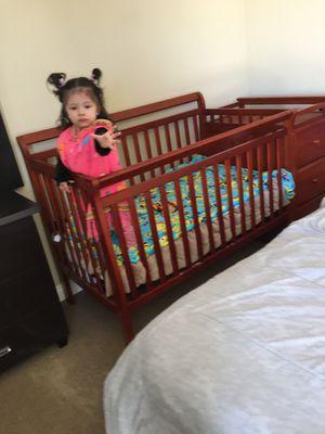 Crib with mattress for Sale in Corona, CA