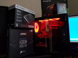 BUILDING CUSTOM GAMING COMPUTERS ANY PRICE OR BUDGET for Sale in Aston, PA