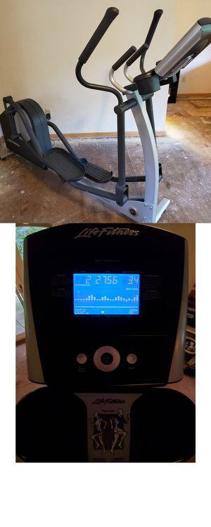 Life Fitness X1 total-body elliptical cross-trainer for Sale in Covington, WA