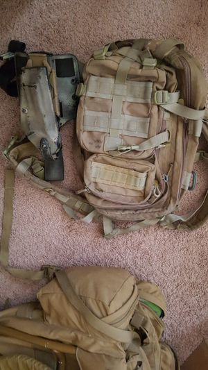 Small Assault Pack Coyote Brown for Sale in San Angelo, TX