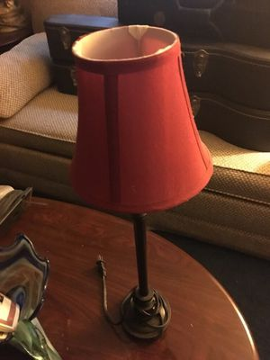 Table lamp for Sale in Lynchburg, VA