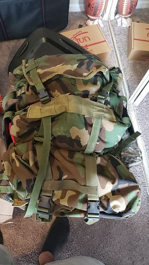 Military ruck pack for Sale in Silver Spring, MD