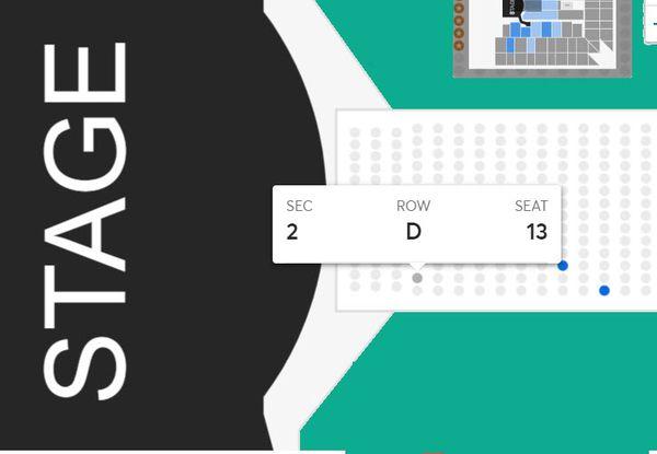 Celine Dion: Courage World Tour tickets