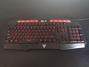 RED LED Membrane Keyboard (READ DESCRIPTION) for Sale in Yorba Linda, CA