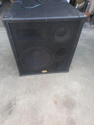 JBL Big Speakers B-52 for Sale in Citrus Heights, CA