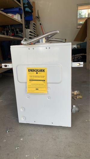 Waterless tank water heater/gas for Sale in Hayward, CA