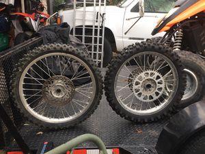 Honda CRF 450 Tires & Wheels for Sale in San Antonio, TX