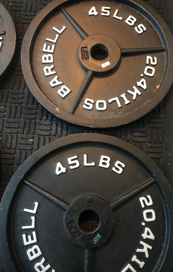 Weights and Workout Equipment