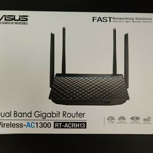 ASUS RT-ACRH13 AC1300 Dual Band Wifi Router for Sale in Henderson, NV