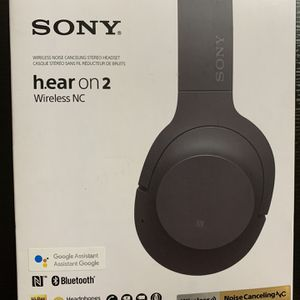 Sony Headphones WH-H900N Hear On-2 Noise Cancellation Blurtooth for Sale in Terra Bella, CA