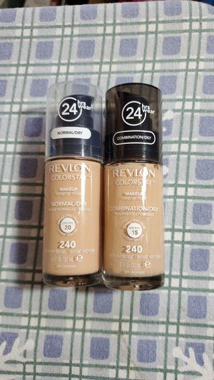 Revlon ColorStay make up for Sale in Attleboro, MA
